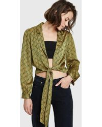 Which We Want - Ren Blouse - Lyst
