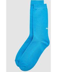 Stussy Everyday Sock - Blue