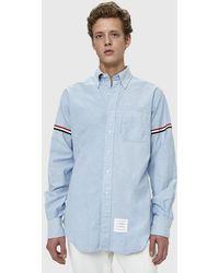 Thom Browne - Armband Oxford Shirt - Lyst