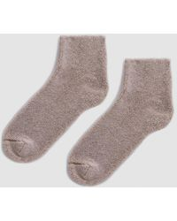 Baserange - Buckle Ankle Socks - Lyst