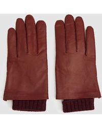 Hestra - Megan Leather Glove - Lyst