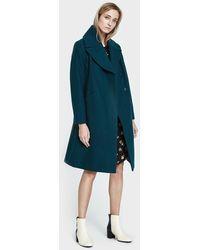 Just Female - Vintage Long Coat - Lyst