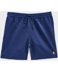 914fe3dc0a6f3 Carhartt WIP Carhartt Cay Swim Short in Blue for Men - Lyst