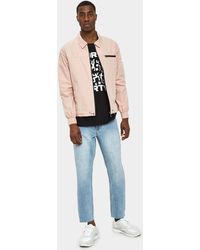 Native Youth - Limmen Coach Jacket In Pink - Lyst