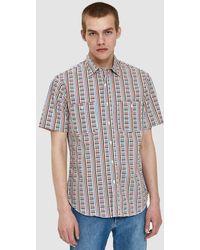 Gitman Brothers Vintage - Selknam Shirt - Lyst