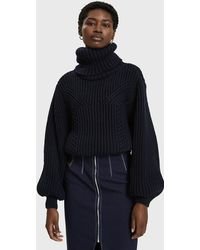 Rodebjer - Richa Turtleneck Sweater - Lyst