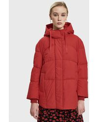 Just Female - Puffy Down Jacket - Lyst