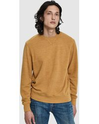 Levi's - French Terry Crewneck Sweatshirt - Lyst