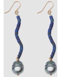 Trademark | Stella Pearl Earring | Lyst