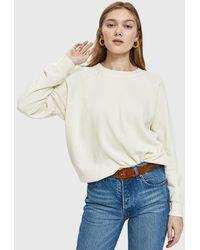Bliss and Mischief - Pigment Raglan Sleeve Sweatshirt - Lyst