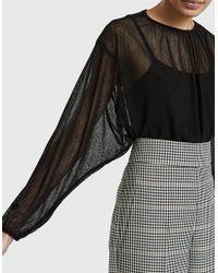 Which We Want - Delphi Bodysuit - Lyst
