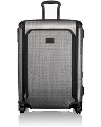 Tumi - Graphite Tegra-lite Max Medium-trip Packing Case - Lyst