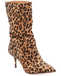 9c4318f5bfa Forever 21 Very Volatile Cowboy Boots in Natural - Lyst