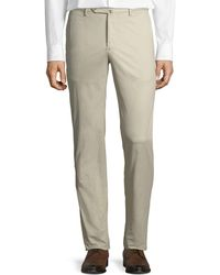 Incotex - Micky Slim-fit Stretch-gabardine Pants - Lyst