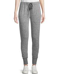 Rails Devon Drawstring Jogger Sweatpants - Gray