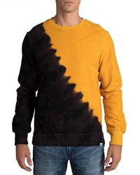 PRPS - Men's Two-tone Tie-dye Sweater - Lyst