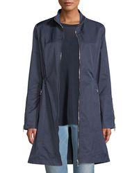 Anatomie - Farreta Zip-front Lightweight Windproof Jacket - Lyst