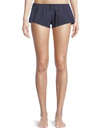 Xirena | Shaya Cotton Lounge Shorts | Lyst