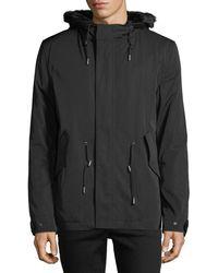 Yves Salomon - Men's Safari Jacket With Mink Lining - Lyst