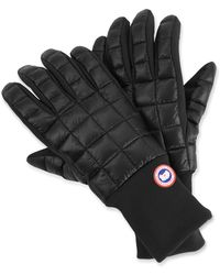 Canada Goose Northern Glove Liner, Black