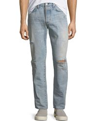 Hudson Jeans - Men's Dixon Easy Straight Jeans - Lyst