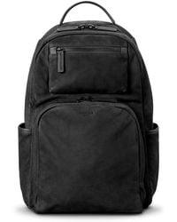 Shinola - Nubuck Utility Backpack - Lyst