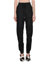 N°21 - Tapered Drawstring Jogger Pants - Lyst