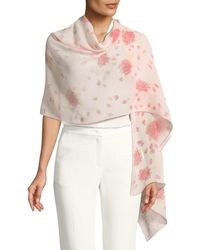 Valentino | Rose Re-edition Print Stole | Lyst