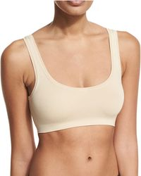 Hanro | Touch Feeling Crop Top | Lyst