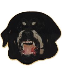 Givenchy - Rottweiler Badge Pin - Lyst