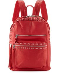 Ash - Billy Leather Backpack W/laces - Lyst