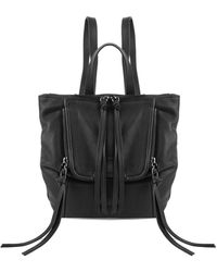 Kooba - Bobbi Mini Leather Backpack - Lyst