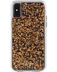 Case-Mate - Karat Iphone® X Case - Lyst