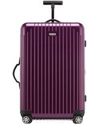 "Rimowa Salsa Air 26"" Multiwheel Upright - Purple"