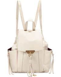 Kooba - Margot Leather Drawstring Backpack - Lyst
