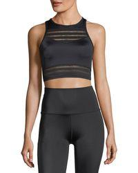 Beyond Yoga - Mesh To Impress Compression Lux Sports Bra - Lyst