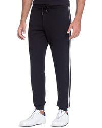 Stefano Ricci - Contrast Track-stripe Jogging Pants - Lyst