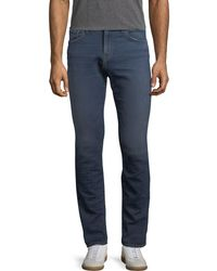 J Brand - Tyler Tapered Slim-fit Jeans - Lyst