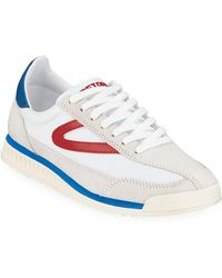 Tretorn Rawlins 3 Colorblock Sneakers - White