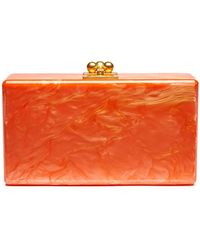 Edie Parker - Jean Solid Acrylic Clutch Bag - Lyst