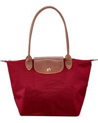 Longchamp   Le Pliage Medium Shoulder Tote Bag   Lyst