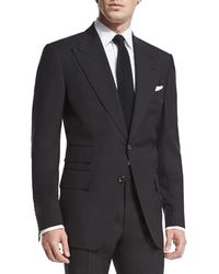Tom Ford - Windsor Base Wool Two-Piece Suit - Lyst