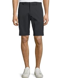 Theory - Zaine Sw Neoteric Slim-fit Shorts - Lyst