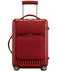 Rimowa Salsa Deluxe Cabin Multiwheel - Red
