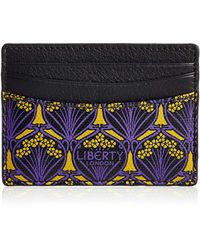 Liberty | Iphis-print Card Case | Lyst