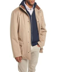 Loro Piana - Winter Voyager Cashmere Storm System Coat - Lyst