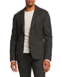 Vince - Men's Cozy Wool Two-button Jacket - Lyst