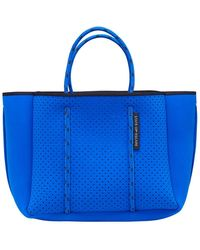 STATE OF ESCAPE - Petite Escape Perforated Tote Bag - Lyst