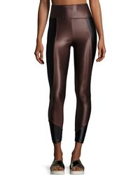 Koral Activewear - Curve Mid-rise Crop Leggings - Lyst