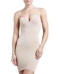Wolford - Opaque Forming Slip - Lyst